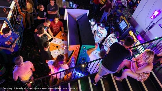 Featured image - Inline arcades