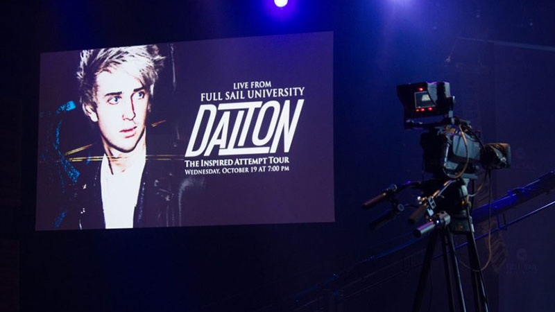 Featured story thumb - American Idols Dalton Rapattoni At Full Sail Live Thumb
