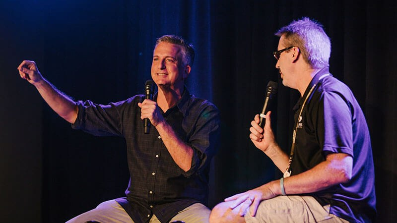 Bill Simmons' Tips for Paving Your Path In a World of Constantly Evolving Media - Story image