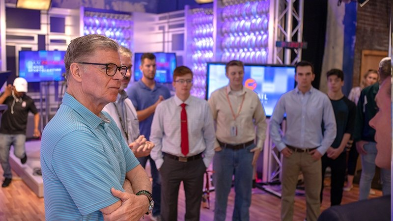 Featured story thumb - Dan Patrick's 5 Tips for Aspiring Sportscasters