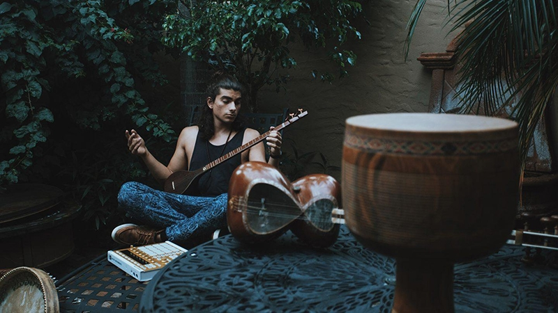 Daniel Asadi Fuses Traditional Persian Music with EDM to Create A Whole New Genre - Story image
