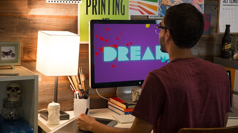Featured story thumb - Degree Spotlight: Digital Arts & Design Bachelor's at Full Sail University