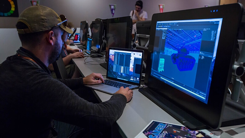 Featured story thumb - Degree Spotlight: Game Art Bachelor's at Full Sail University