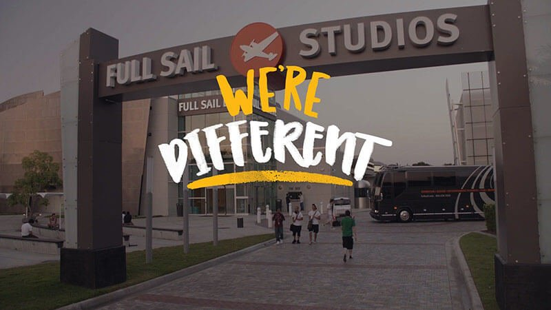 Discover What Makes Full Sail Unique - Story image