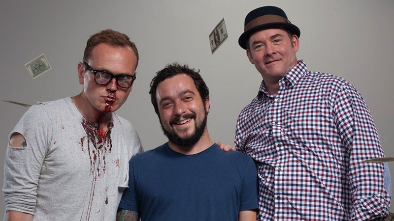 Film Grad E.L. Katz Directs the SXSW Hit 'Cheap Thrills' - Story image