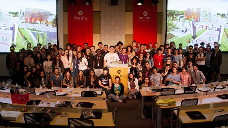 Full Sail Welcomes its Largest Class of International Students for 2016 - Story image