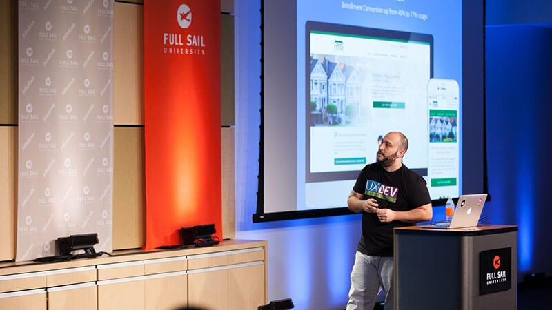 Featured story thumb - Grad Talks the Business of UX