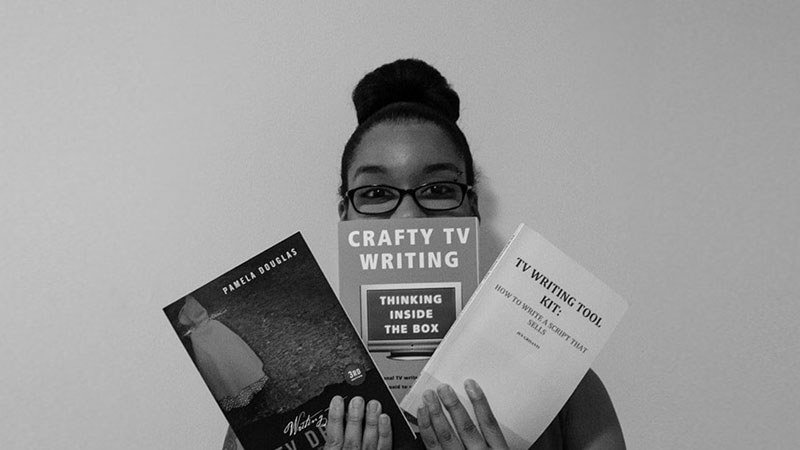 Khadijah Holgate: Entering the World of TV Writing - Story image