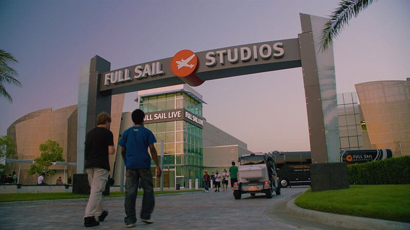 Learning at Full Sail - Story image