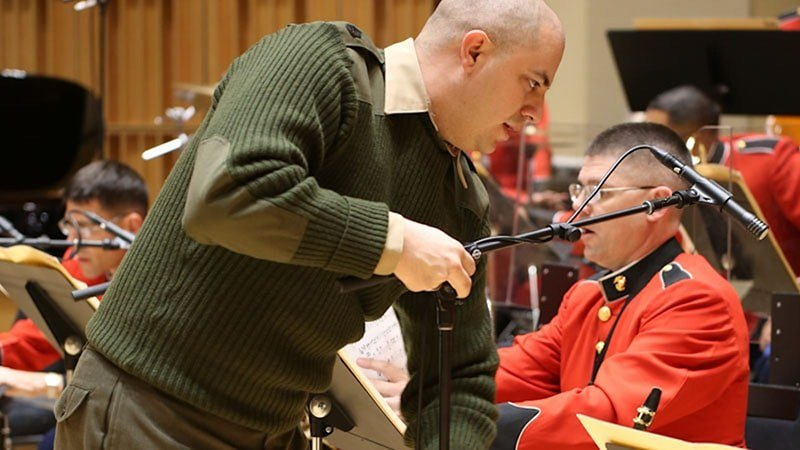 Featured story thumb - Making Music in the Military