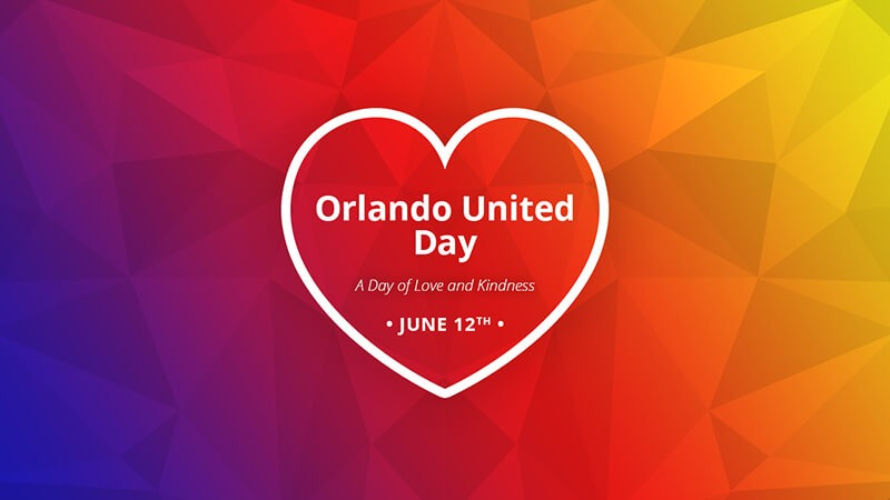 Featured story thumb - Orlando United Day: A Day of Love and Kindness