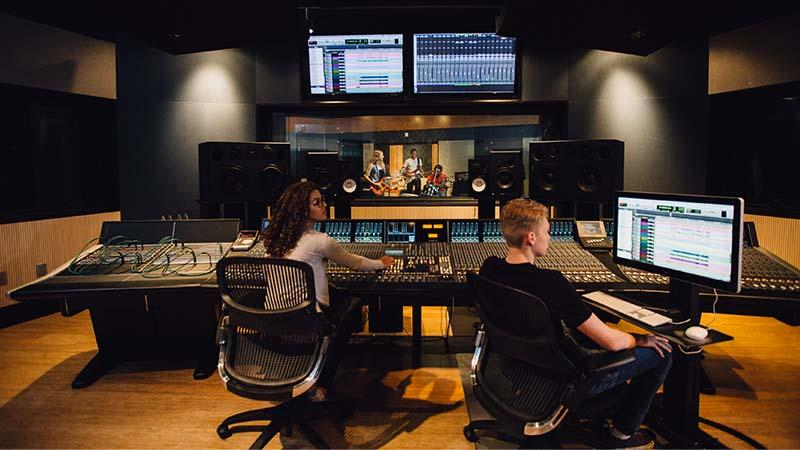 Featured story thumb - School of Music & Recording at Full Sail University