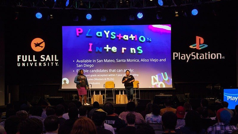 Senior Recruiter for Playstation Visits Campus - Story image