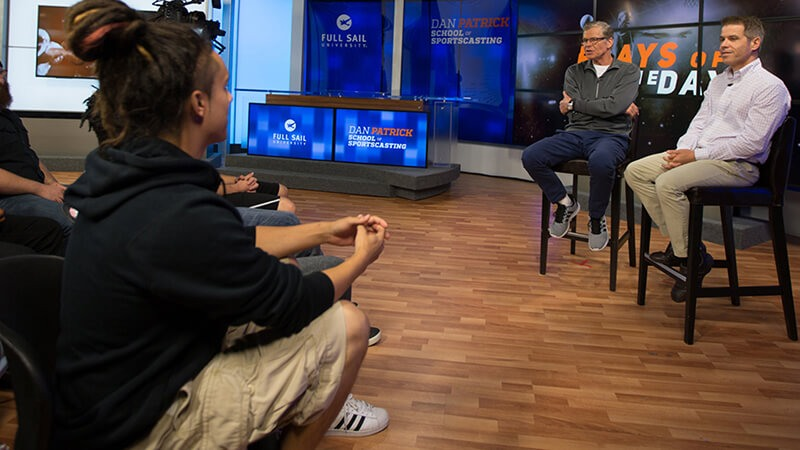 Full Sail's New Sportscasting Degree Aims to Give Students the Edge in an Evolving Industry - Story image