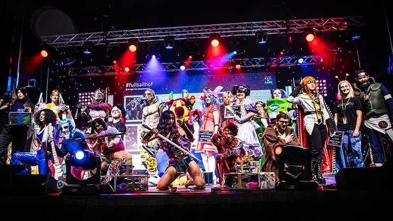 Featured story thumb - Student Club Spotlight: Cosplay