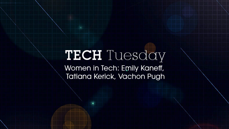 Featured story thumb - Tech Tuesday: Tips from Grads in the Field