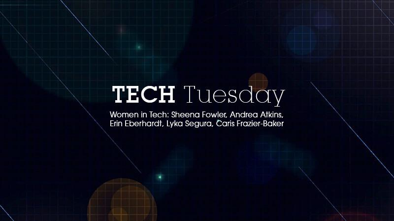 Featured story thumb - Tech Tuesday: Women in Tech