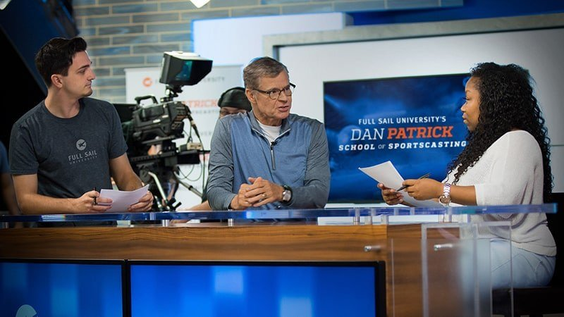 Year in Review 2018: Dan Patrick School of Sportscasting - Story image